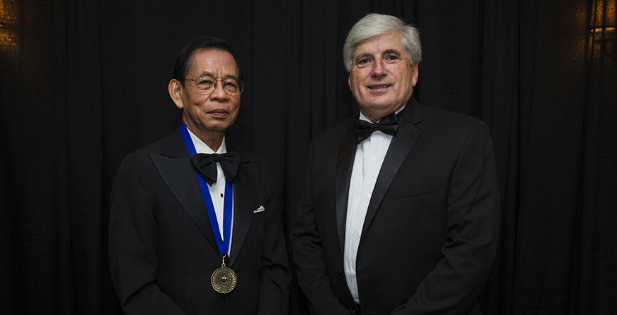 Dr. Pedro A. Jose Receives American Heart Association's 2015 Excellence Award