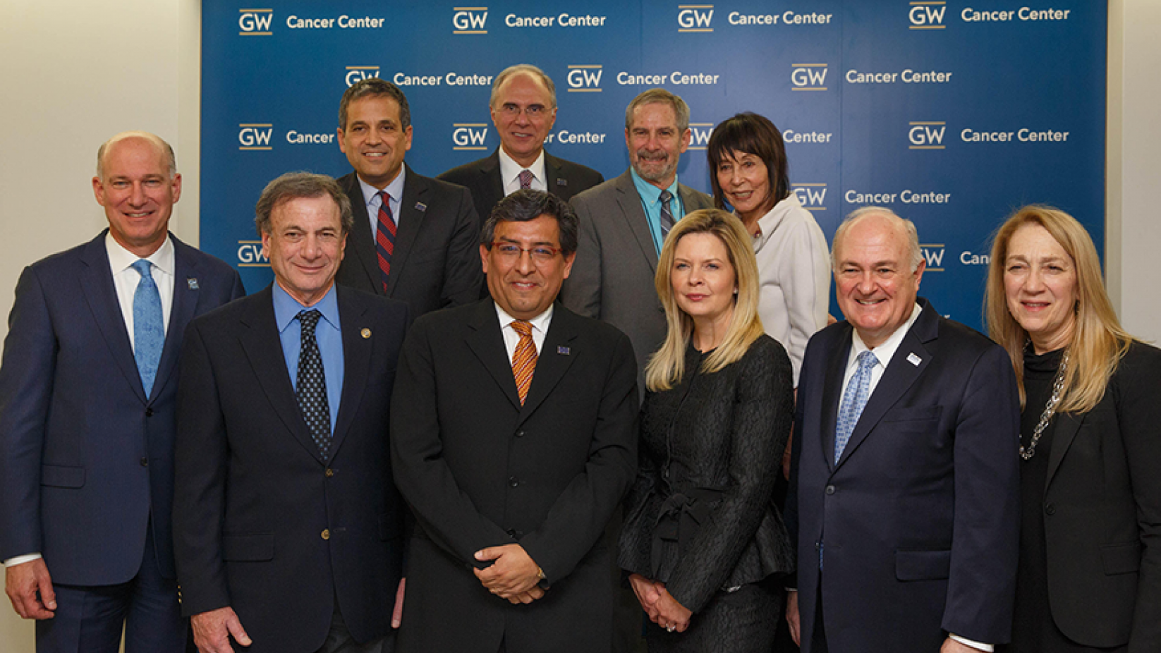 GW Cancer Center Leadership