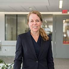 Catherine Bollard, MD, associate center director for translational research and innovation at GW Cancer Center