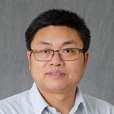 Huadong Pei, PhD, assistant professor of biochemistry and molecular medicine