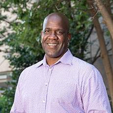 Robert W. Turner II, PhD, assistant professor of clinical research and leadership