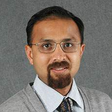 Vivek Jain, MD, director of the GW Sleep Disorders Center
