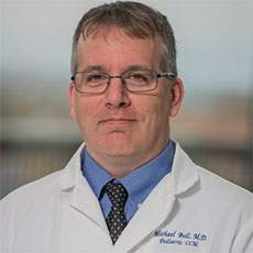 Michael Bell, MD head shot