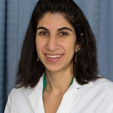 Zeina Saliba, MD, assistant professor of psychiatry and behavioral sciences