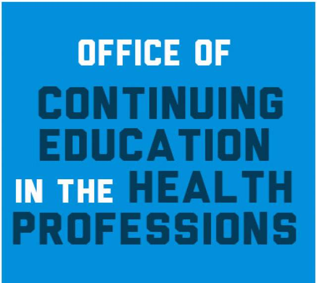 Office of Continuing Education in the Health Professions