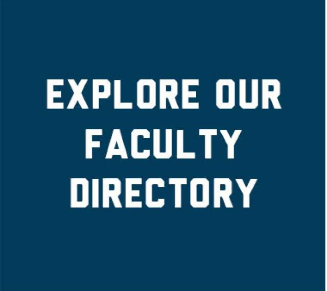 Explore our faculty directory