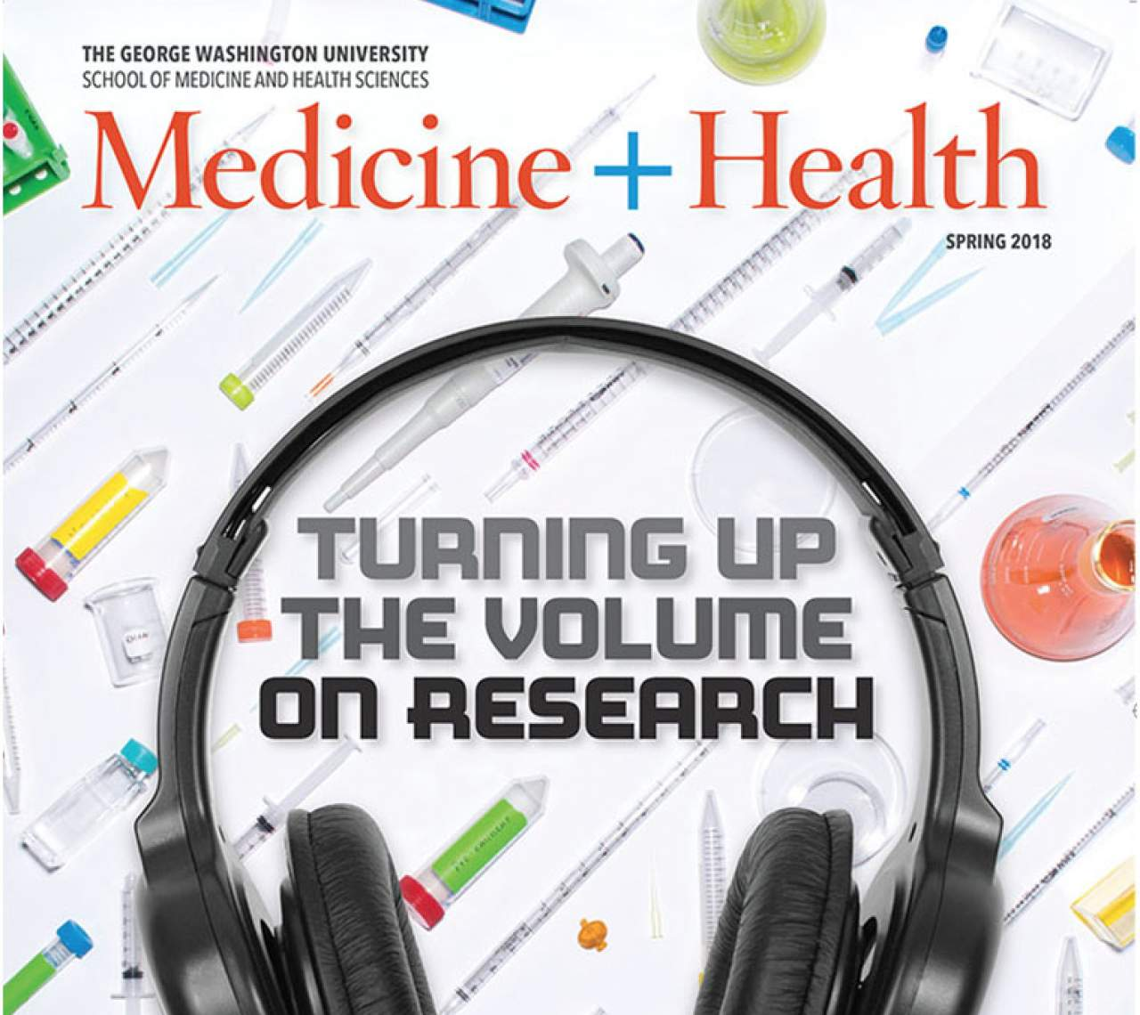 Medicine and Health: Turning up the Volume on Research
