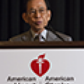 Dr. Pedro A. Jose received the American Heart Association's 2015 Excellence Award