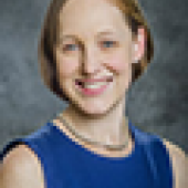 Eleanor Mackey, PhD, assistant professor of psychiatry and behavioral sciences and of pediatrics