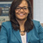 Karen A. Wright, Ph.D., P.A.-C., assistant dean for student life and academic support of health sciences