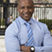 John M. Young, DPS, assistant professor of clinical research and leadership at the George Washington University School of Medicine and Health Sciences