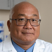 George Kim, MD, director of the Gastrointestinal Cancers Program at the GW Cancer Center.