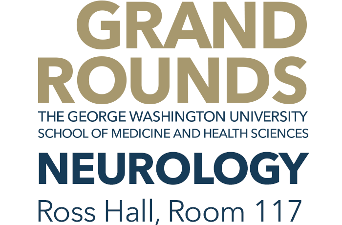 Neurology Grand Rounds Event Banner
