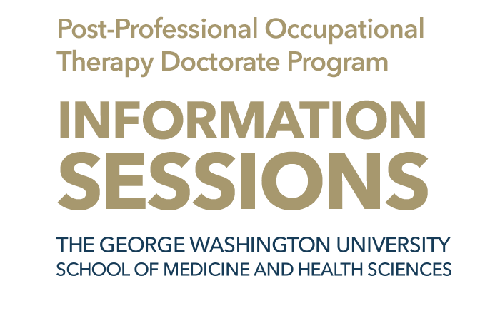Information Sessions Banner