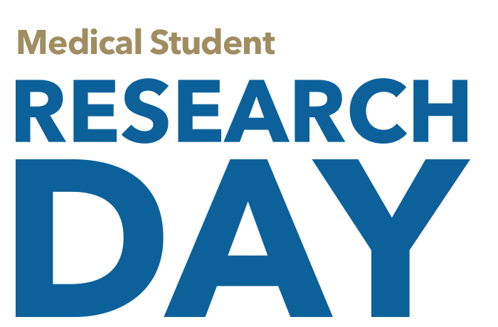 Medical Student Research Day Event Banner