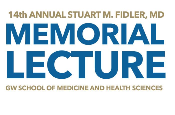 Memorial Lecture Event Banner