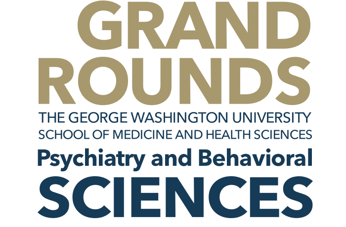 Grand Rounds Event Banner for Psychiatry and Behavioral Sciences