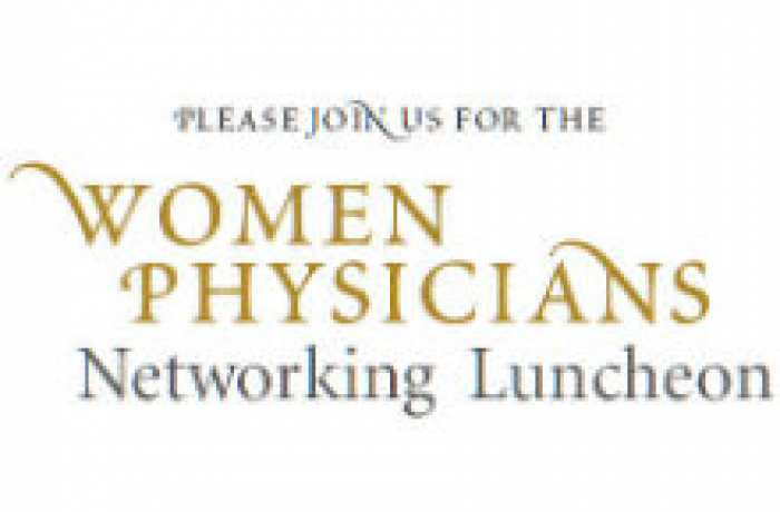 Women Physicians Networking Luncheon