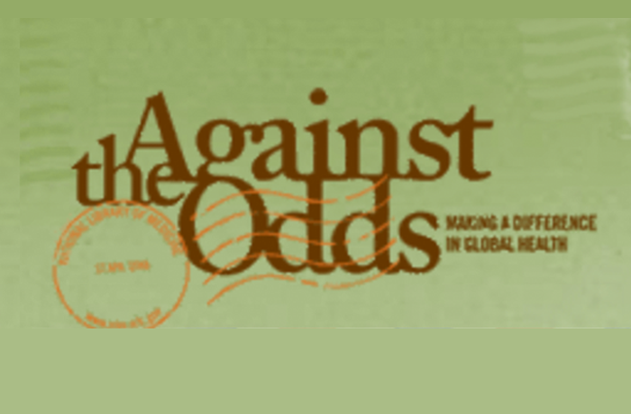 Against The Odds Event Banner