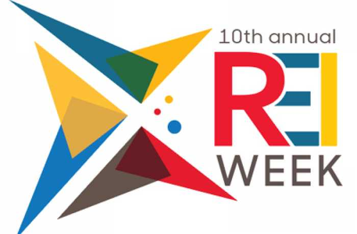 Research, Education and Innovation Week Logo