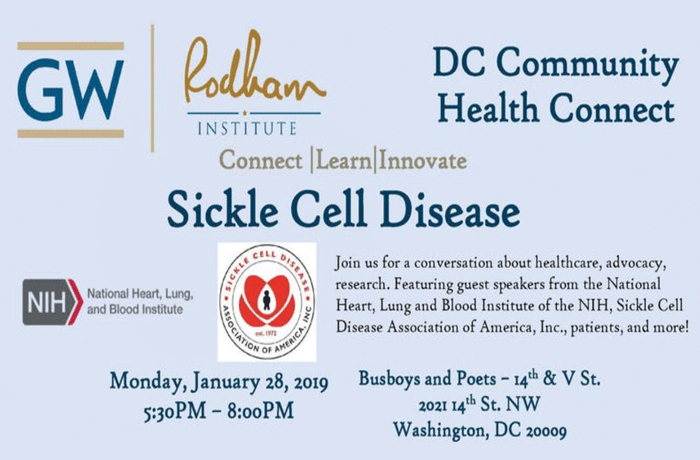 10th DC Community Health Connect event banner