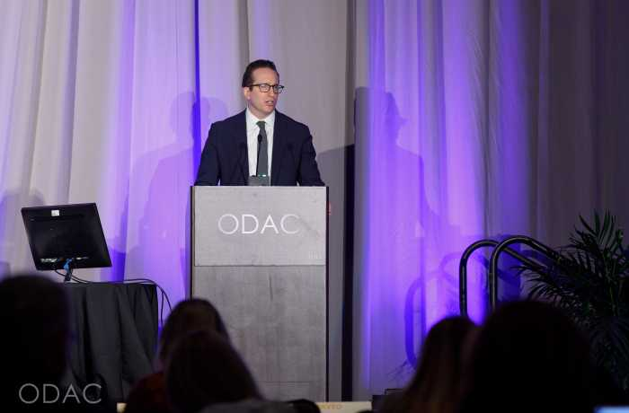 Adam Friedman, MD, at ODAC - Dermatology, Aesthetic and Surgical conference