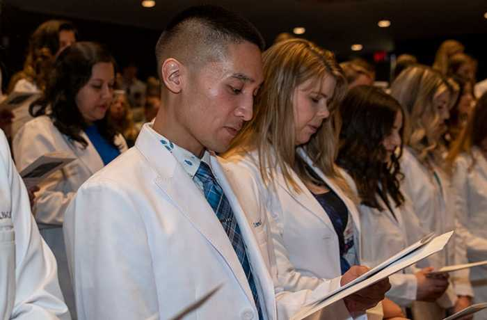 PA White Coat Ceremony