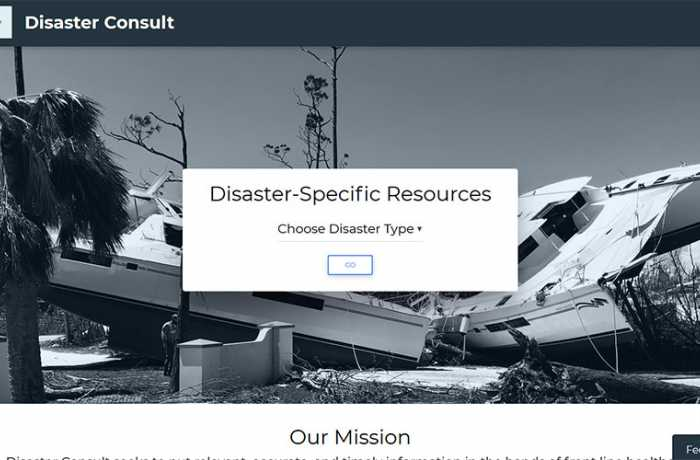 Disaster Consult