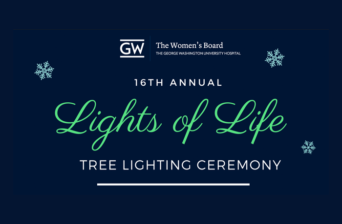 Lights of Life Event Banner
