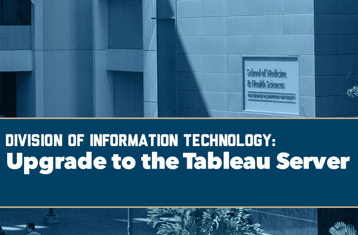 Upgrade to the Tableau Server Event Banner