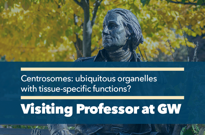 Centrosomes: ubiquitous organelles with tissue-specific functions? Event Banner