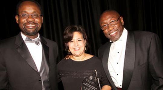 The Association of Black Cardiologists honored the Rodham Institute with the Dr. Walter M. Booker Health Promotion Award. On Saturday, September 28, 2013
