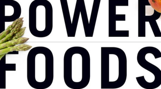 Power Foods Banner