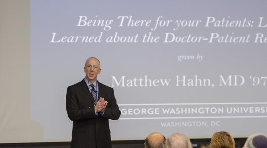 Matthew Hahn, MD
