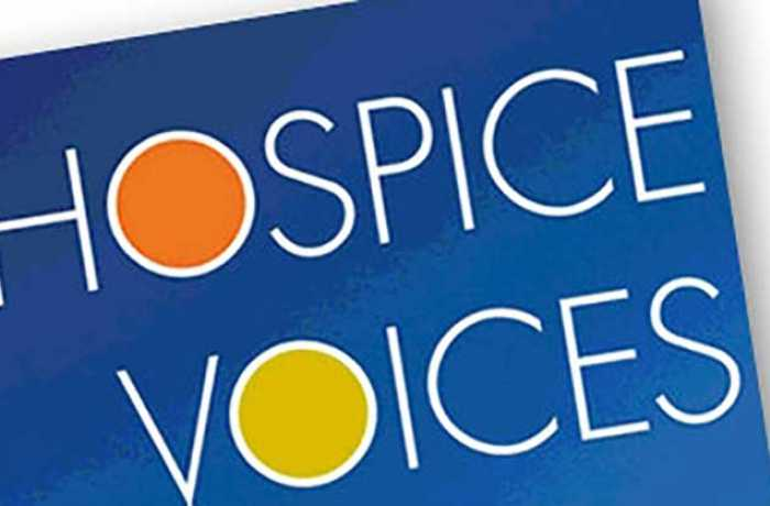 Hospice Voices cover