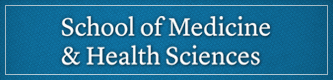 School of Medicine and Health Sciences Small_Hero_H2_SMHS_333X80.png