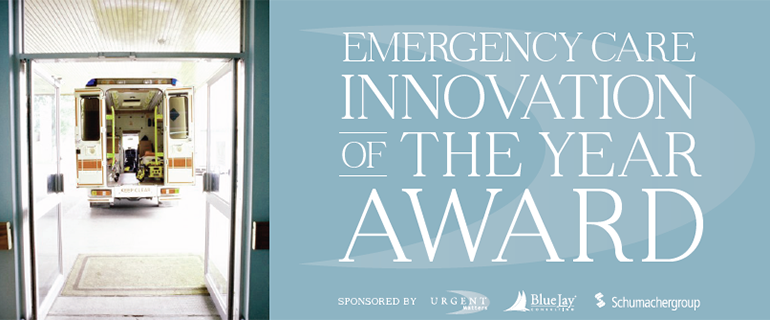 Emergency Care Innovation of the Year Award