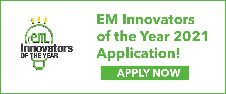 EM Innovators of the Year 2021 Application Apply Now